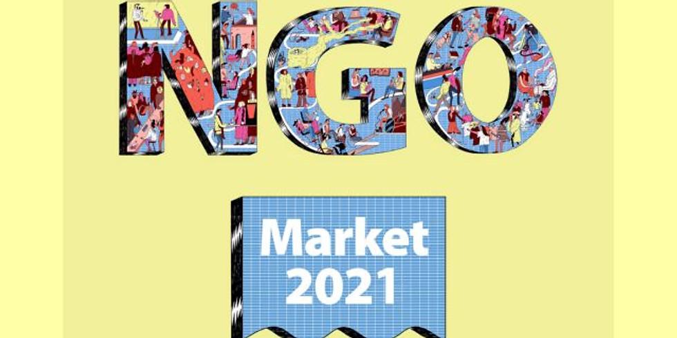 NGO Market - Veletrh neziskových organizací