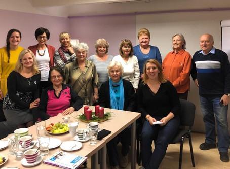 Předvánoční setkání pohádkových babiček a dědečků v regionech