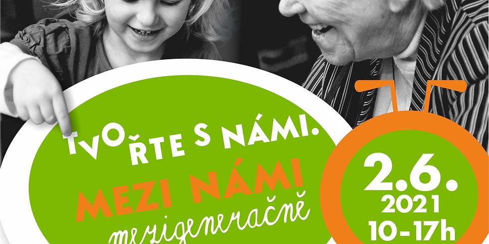 Naše dílnička na Svátku sousedů v Praze 4