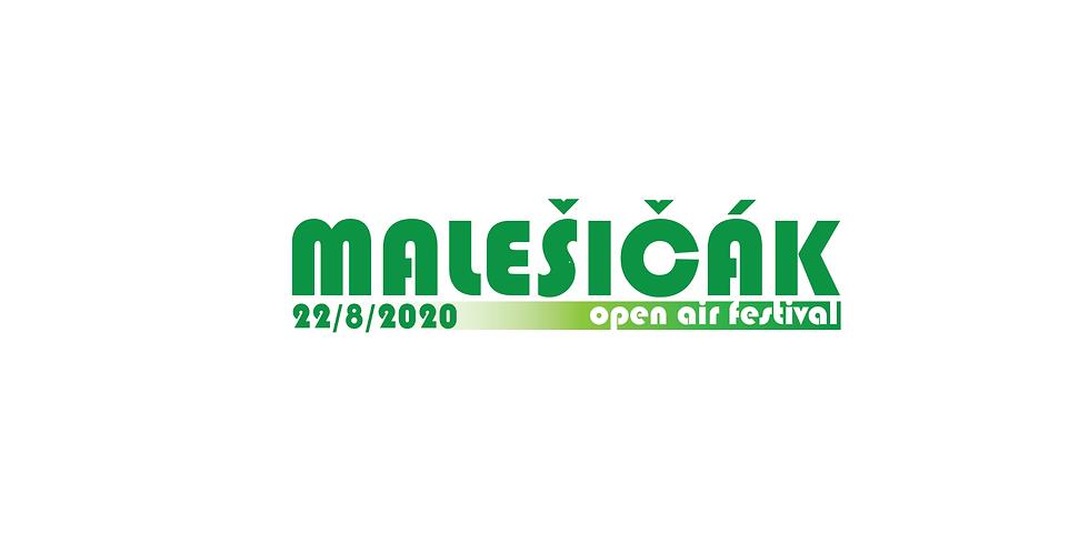 Dílnička na Open air festivalu Malešičák