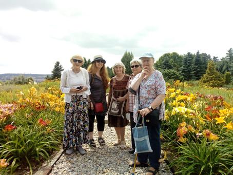 Prázdninový výlet do Botanické zahrady v pražské Tróji