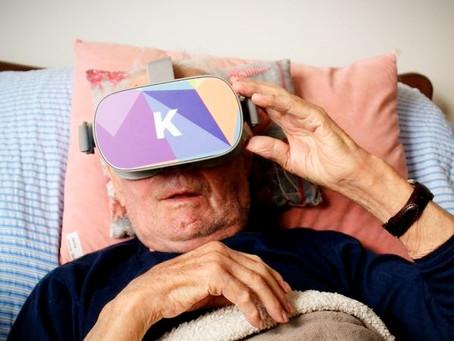 Virtuální realita pro seniory
