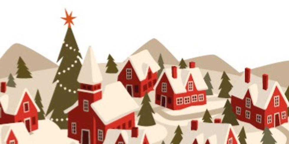 Stříbrné vánoční dny v Letňanech