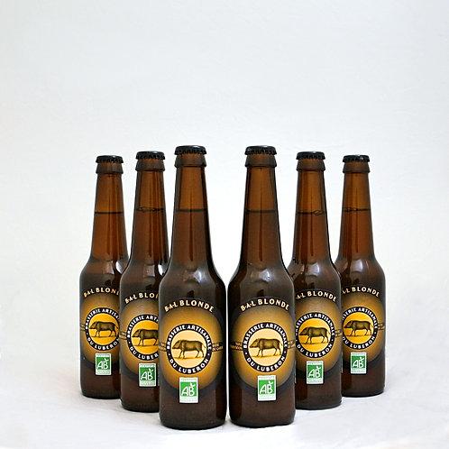 Bière Blonde - B.A.L. (Luberon) - 6x33cl