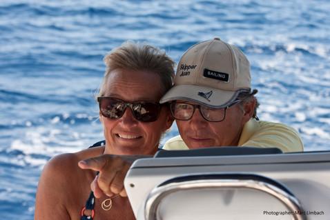 Navegando con Juan