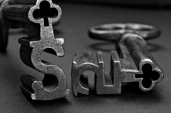 Clover shaped keyshaft