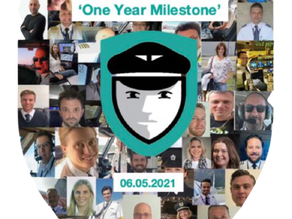 'ONE YEAR MILESTONE' REFLECTIONS