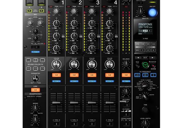 DJ Mixer Pionner 850
