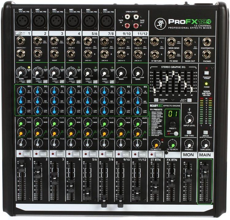 ミキサー ProFX12