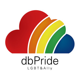 db Pride ロゴ