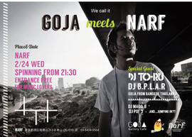 GOJA meets NARF