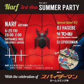 NARF 3rd Annivarsary