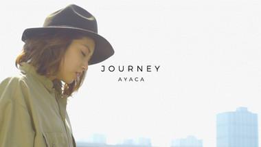 AYACA 1st Singel 「JOURNEY」