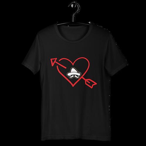 I HEART TACOS EL PATRON Short-Sleeve Unisex T-Shirt