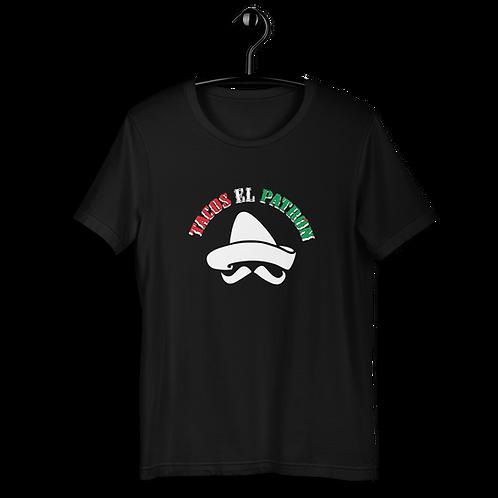 TACOS EL PATRON Short-Sleeve Unisex T-Shirt