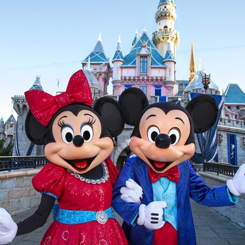 Disneyland and Culinary Celebration