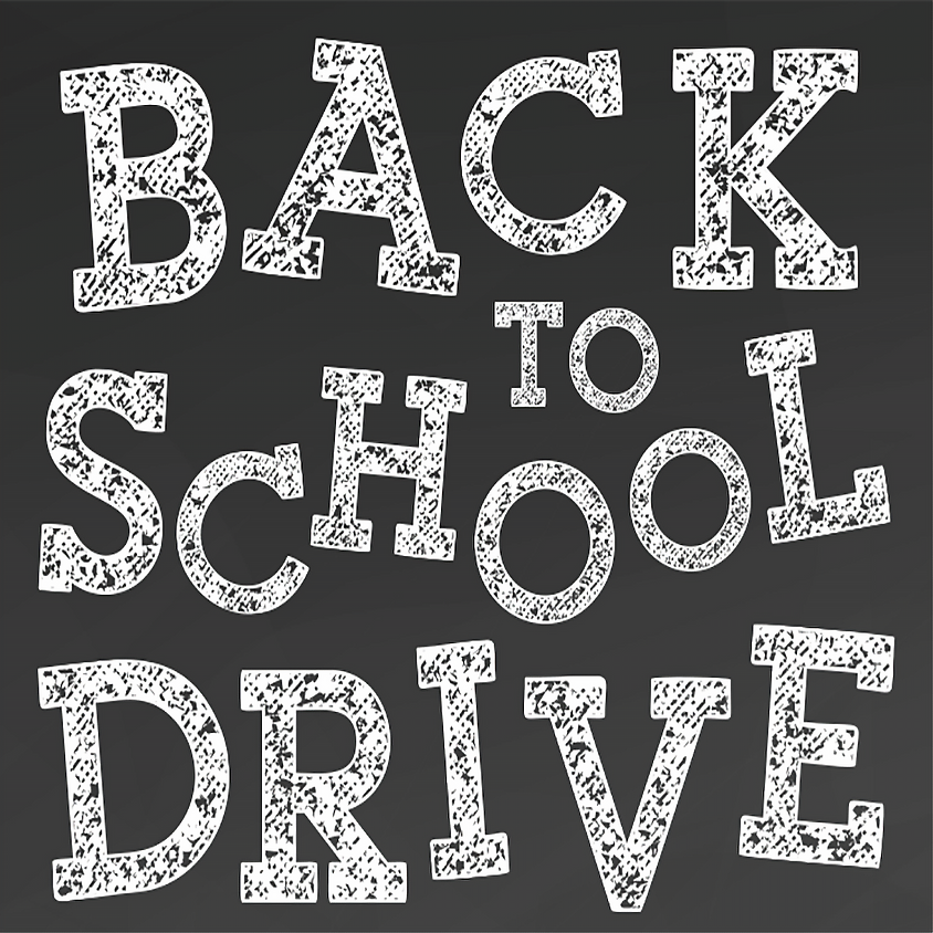 Back To School Computer Drive