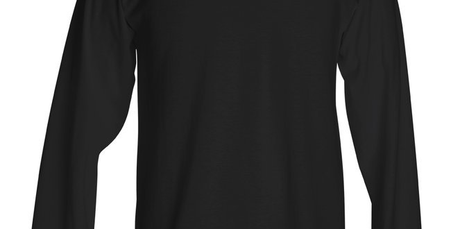 FTF Unisex Long Sleeve T (Small Logo)