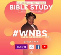 WNBS Flyer