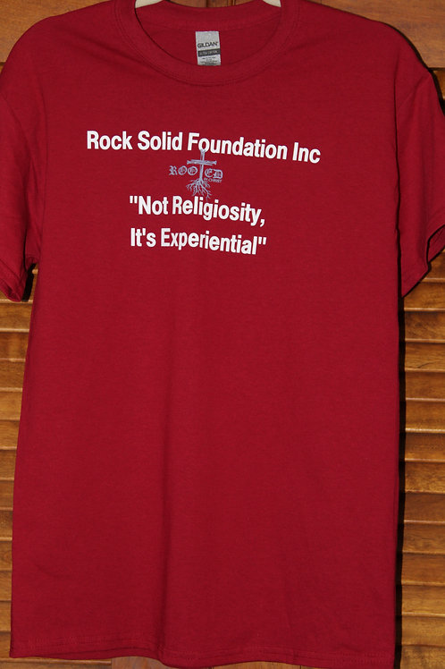 Rock Solid Foundation Shirts