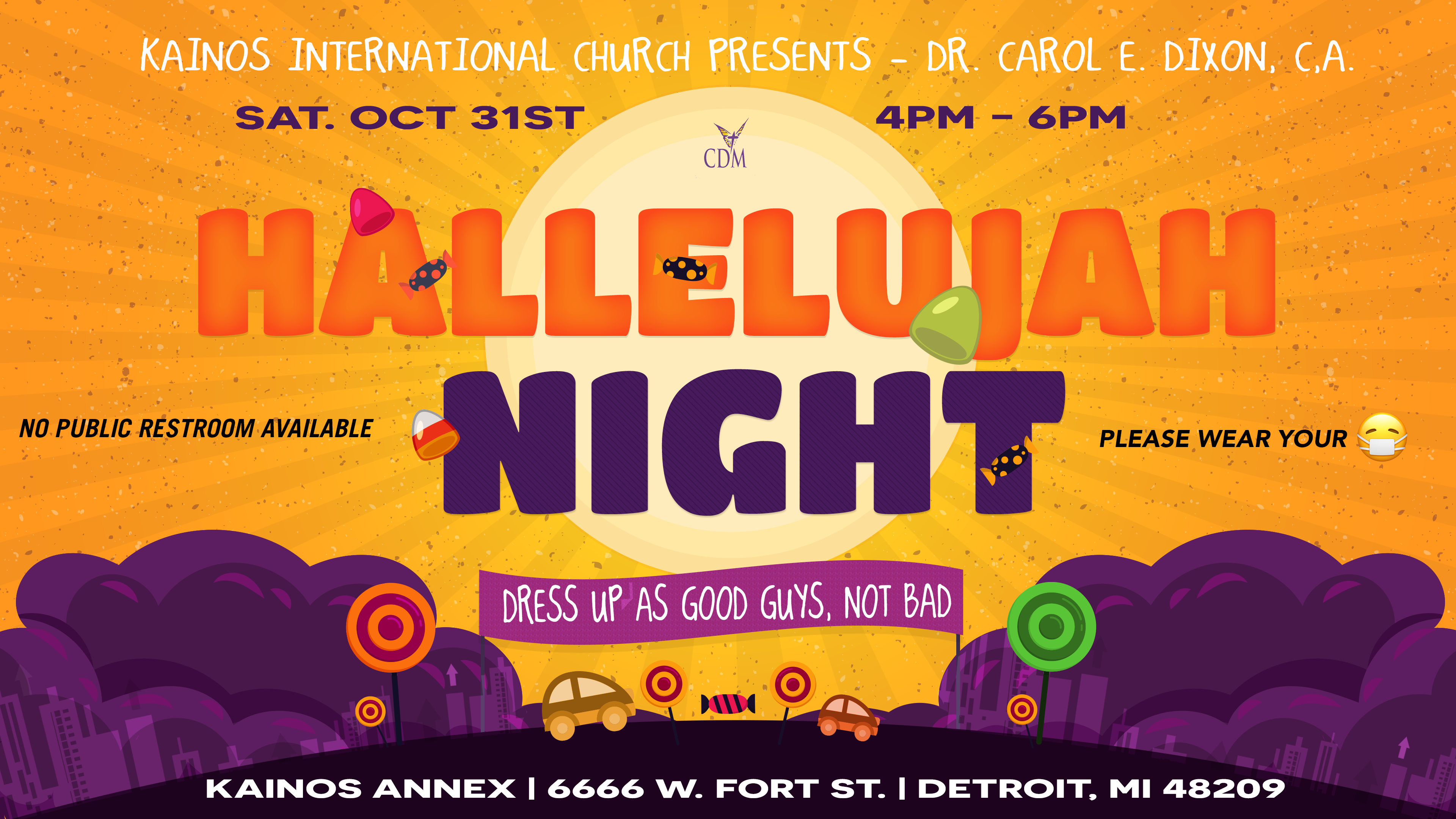 Hallelujah Night 2020