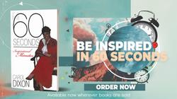 60 Seconds Ins Mins (book flyer)