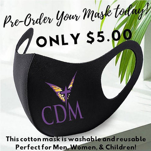 CDM Face Mask