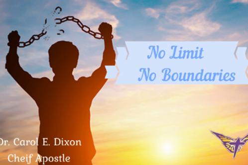 No Limit, No Boundaries