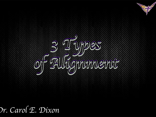 3 Types Of Alignment