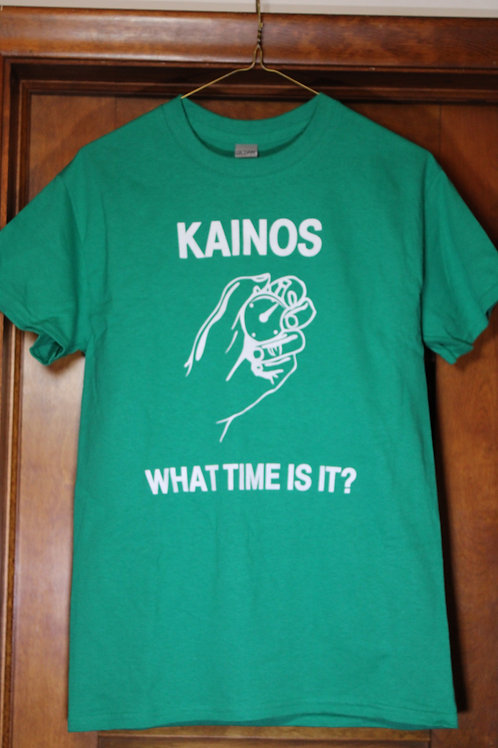 """Kainos """"What Time Is It"""" Shirt"""