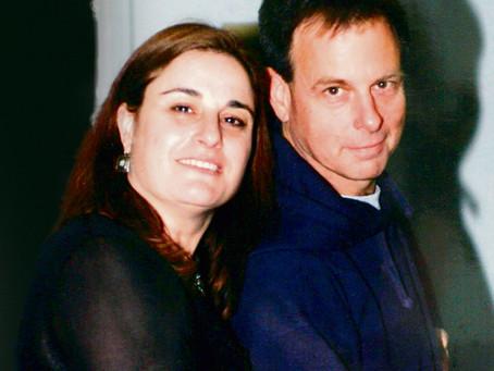 רונה ואילן רמון - זוג מעורר השראה