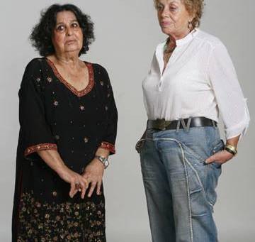 אישים שעיצבו את פני המדינה - שולמית אלוני וגאולה כהן