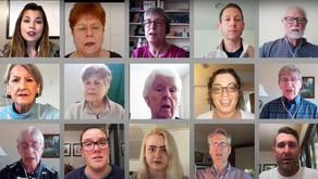 Virtual Choir Making News