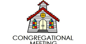 Semi-Annual Congregational Meeting