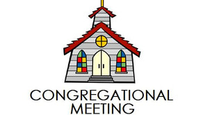 Congregational Meeting Notice