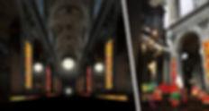 maquette installation monumentale Nuit Blanche Paris Richard Kiwerski Ryszard Kiwerski parapeinture, paramalarstwo, parapainting, galerie 1831, art contemporain, Richard Kiwerski, Ryszard kiwerski, solaires, nuit blanche, paris, pologne, varsovie