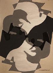artogramme par Ryszard Kiwerski