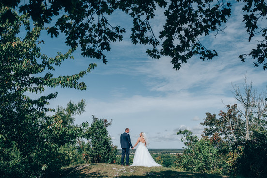 Bröllopsfotograf Gotland