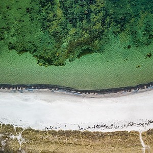 Drone Seascapes