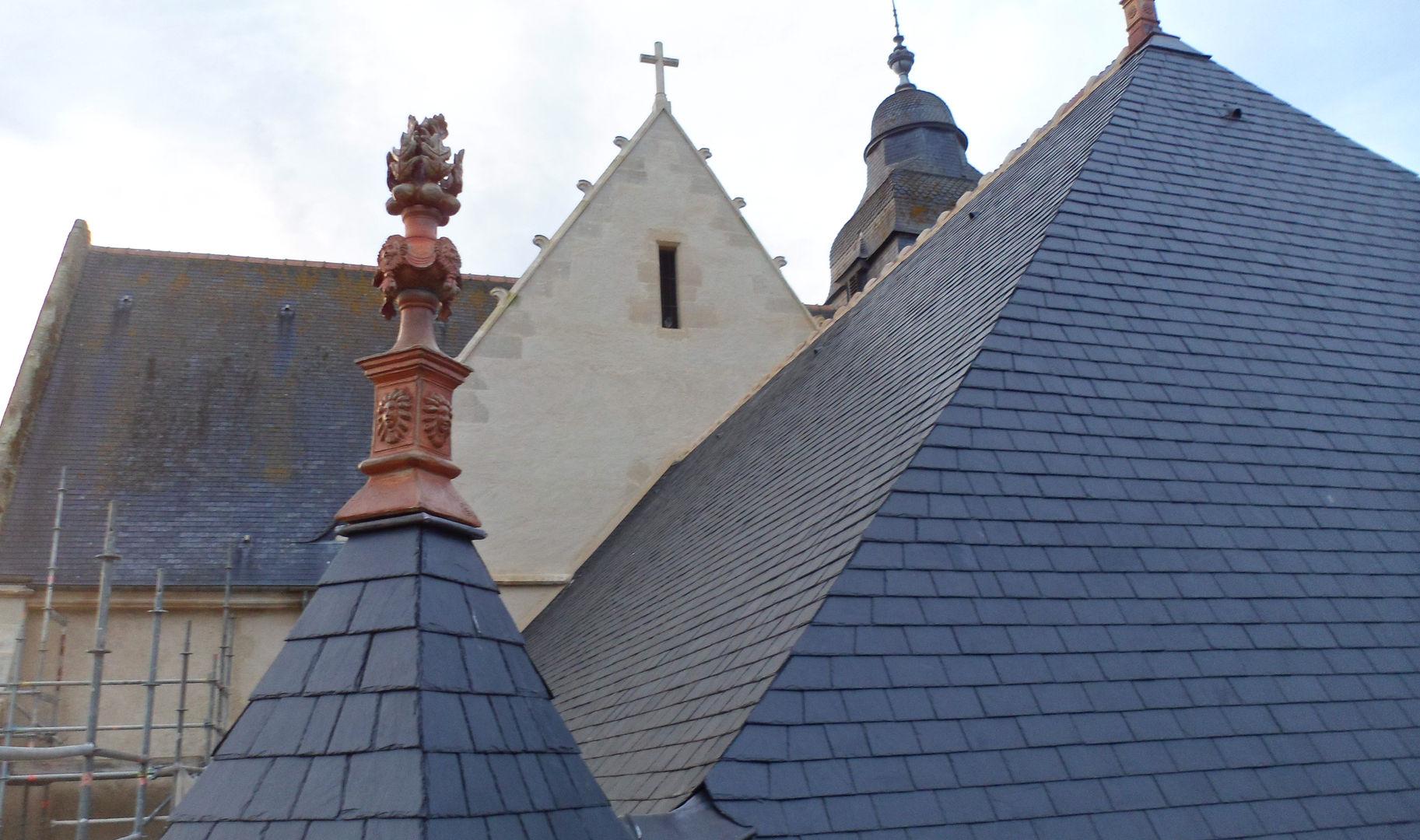 Église Sainte Opportune