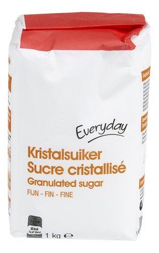 Everyday kristalsuiker 1 kg