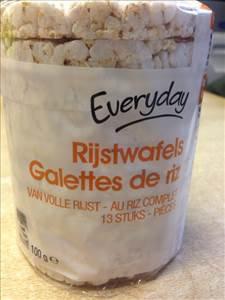 Everyday rijstwafels
