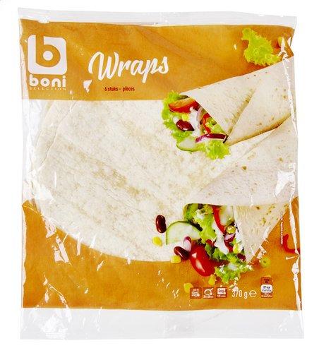 Boni wraps original