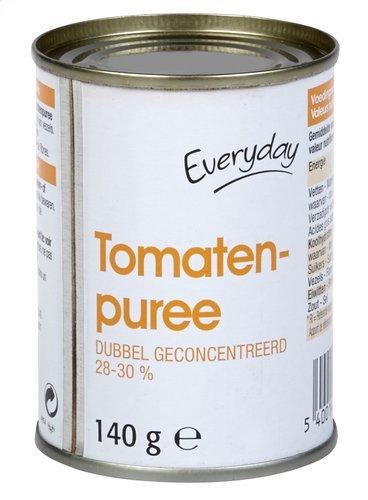 Everyday tomatenpuree dubbel geconcentreerd