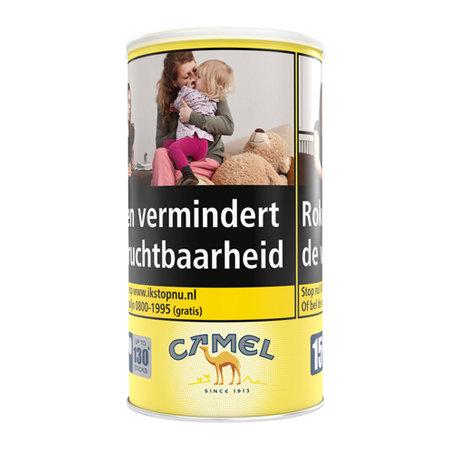 Tabak Camel volume yellow