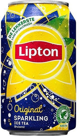 Lipton ice tea regular 33cl