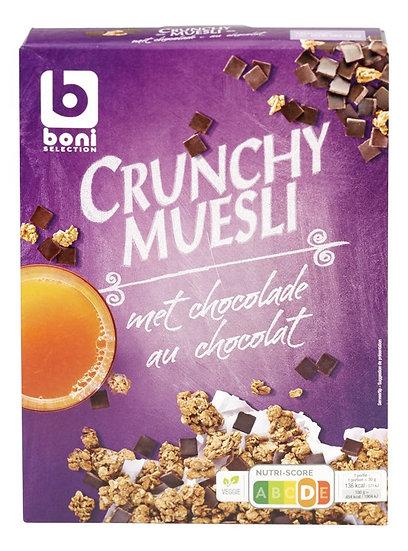 Boni muesly Crunchy