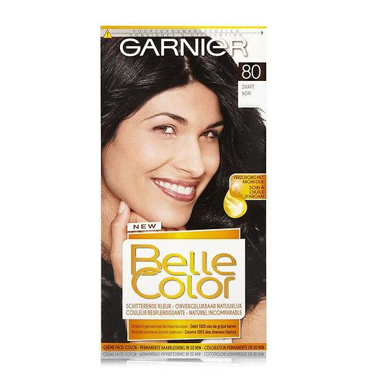 Garnier belle color 80 zwart