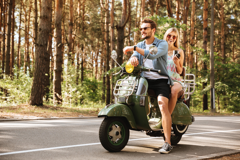 Scooter en fietsherstelling