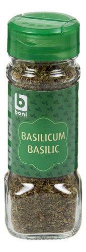 Boni basilicum gedroogd